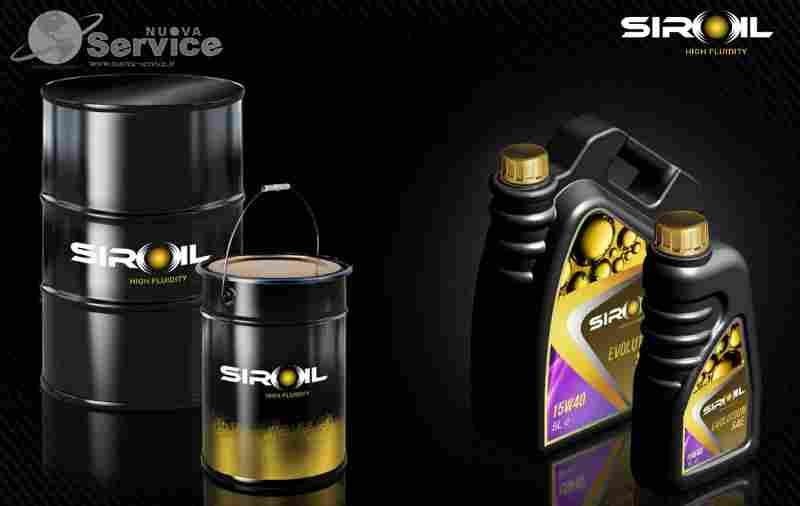 SIROIL EVOLUTION SAE 15W40